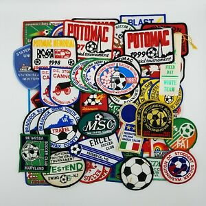 Youth Soccer Patch Lot 1990s Virginia DC Maryland Cherry Blossom Festival
