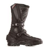 RST Adventure II Waterproof Mens Motorcycle/Motorbike/Bike/Biking Leather Boots