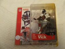 McFarlane NFL Series 4 Michael Vick Figure Signed by Todd McFarlane