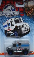 Matchbox Jurassic World - 4x4 Scrambulance -OVP-