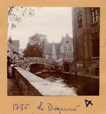 BRUGES c. 1900 - Le Doyenné Belgique - FD 11