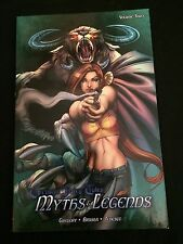 Grimm Fairy Tales: Myths & Legends Vol. 3 Trade Paperback