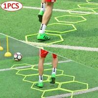 50CM Football Soccer Speed Agility Training Rings Sport NEW Training M7P8 R7W6