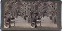 Libreria Del Vaticano Roma Italia Foto Stereo Stereoview