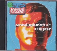 JANUS STARK - great adventure cigar CD