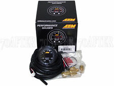 AEM 30-0308 X-Series Electronic 60PSI/4BAR Turbo Boost Pressure Gauge Meter