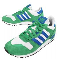 ADIDAS Men's Originals ZX700 Retro Running Shoes M19396 Green/Blue Sneakers 10.5