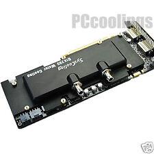 PC Liquid Cooling GPU Block HeatSink Full Covered For GTX 295 Graphic Card USA
