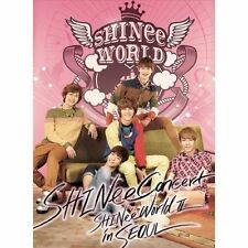 SHINEE The 2nd Concert Album [SHINEE WORLD Ⅱ IN SEOUL] <2 For 1> K-POP Sealed