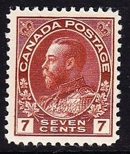 CANADA #114 MINT HINGED 1924 ISSUE, CV$20.00 GB3