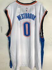 Adidas NBA Jersey OKC Thunder Russell Westbrook White sz 4X