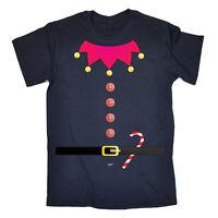 Funny Novelty T-Shirt Mens tee TShirt - Elf Costume