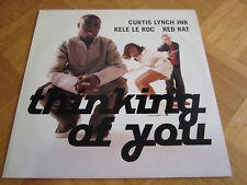 "Curtis Lynch Jr, Red Rat, Kele Le Roc – Thinking Of You / Vinyl 12"""