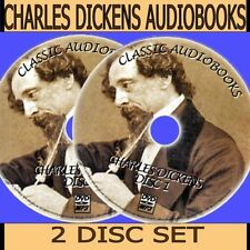 30 CHARLES DICKENS CLASSIC ENGLISH NOVELS & SHORTS MP3 AUDIO-BOOKS PC-DVD OLIVER