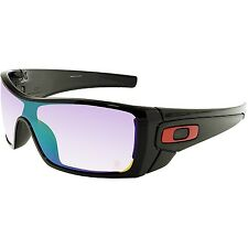 Oakley Men's Polarized Batwolf OO9101-51 Black Wrap Sunglasses