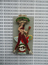 Hard Rock Cafe Las Vegas 2004 - Sexy Cinco de Mayo Girl Band serie,s Pin #3