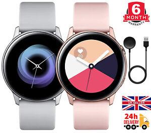 Samsung Galaxy Watch Active 40mm, Pink/Silver/Green/Black Smart Watch All Grade