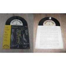 Various / Mouloudji, Linda Felder - Chansons D'Amour... Noires French EP Blues