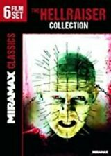 Hellraiser 6-Movie Collection [New DVD] 3 Pack, Amaray Case, Widescreen