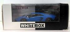Voitures, camions et fourgons miniatures bleus pour Lamborghini 1:43