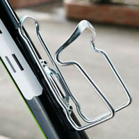 MTB Cycle Bike Bicycle Aluminum Alloy Water Bottle Cage Holder Rack Cups Bracket