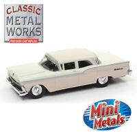 NEW CMW 30490 Mini Metals '59 Ford Fairlane Bermuda Sand 1:87 HO FREE US SHIP
