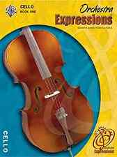Alfred Publishing Co. 00Emco1004Cd Orchestra Expressions Cello Book 1