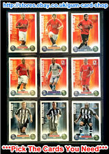 TOPPS MATCH ATTAX 2007-08 (TEAMS M-W) *PICK THE CARDS YOU NEED*