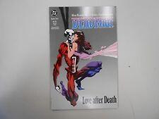 SIGNED Deadman Love After Death Book Two! (1989, DC) NMN9.6+! KELLEY JONES AUTO!