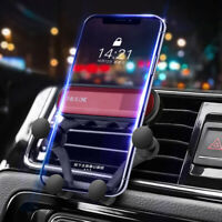 Universal 360° Gravity Car Air Vent Mount Holder Stand Mobile Cell Phone GPS !lo