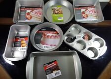 Bakeware Heavy Steel Pans. ( Assorted Pans  )