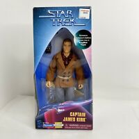 Playmates  Star Trek  Captain James Kirk Exclusive Collector's Edition rare USA