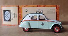 Norev Hachette Citroën - 2CV AZL TAXI 1957 + boite 1/43 collection
