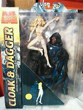 CLOAK & DAGGER Marvel Select figures