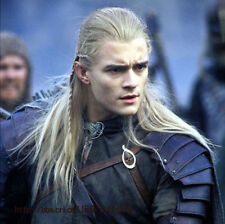 The Lord of the Rings Legolas Cosplay Wig Light Blonde Long Lace Front Wig Hair