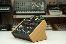 Elektron Analog Heat und Digitakt Seitenteil Ständer Wooden Side Panel Stand LO