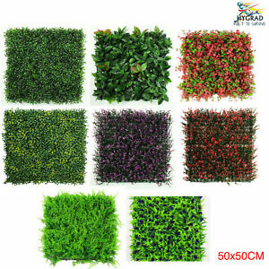 Artificial Boxwood Green Topiary Screen Wall Hedge For Outdoors/Indoors Designs