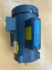 Baldor Motor 3/4HP 1725RPM 1PH 115/208-230V AC