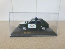 IXO / ALTAYA - 1984 SEAT RONDA - GUARDIA - 1/43 SCALE MODEL CAR - POLICE CAR
