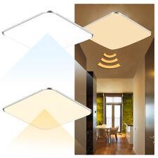 12W LED Radar Sensor Deckenleuchte Flurlampe Deckenlampe mit Bewegungsmelder
