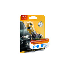 1 PC Philips Headlight Bulb For 2013-2015 Acura ILX 2008 Audi A3 Low Beam Lamp