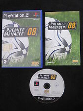 PS2 : PREMIER MANAGER 08 - Completo, ITA !