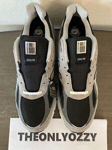New Balance Men's 990v4 Black/Gray Sneakers Sz 13