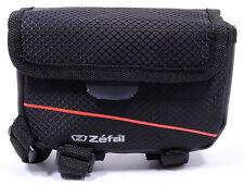 Zefal Z Light Front Pack Bicycle Frame Top Tube Bag Black