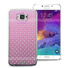 Shiny Bling Diamond Case Cover Hard + Stylus For Samsung Galaxy Various Models
