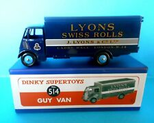 DINKY SUPERTOYS 514  GUY VAN  LYONS 4677108 SCALA 1/43 [N]