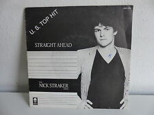 NICK STRAKER BAND Straight ahead 410205