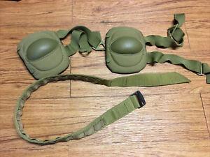 Australian Army Amcu Tbas ADA combat Belt M& NSN'd Elbow Pads Sord Platatac Dpdu