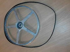 Bosch Washing Machine Pulley & Drive Belt (Combined RRP £87.52) WVT12842GB/07