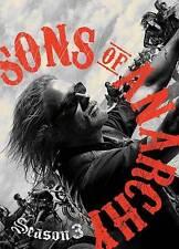 Sons of Anarchy: Season Three (DVD, 2011, 4-Disc Set)